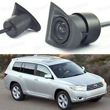 170 Wide Degree CCD Front View Camera Logo Embedded for Toyota Highlander 08-13
