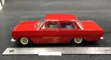 VINTAGE Friction Gama Opel Rekord red Germany toy