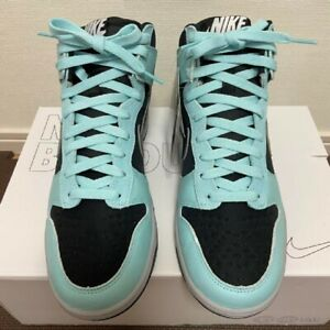 NIKE Dunk High By You Un Tiffany Shoes New US9 Authentic From JAPAN