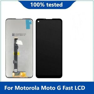 LCD Touch Screen Digitizer Replacement Kit For Motorola Moto G Fast G8 XT2045-3