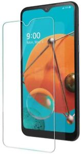 [2 Pack] LG K51 Screen Protector [Ultra Clear] Edge to Edge Tempered Glass