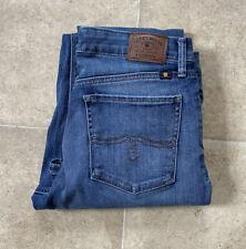 Lucky Brand LOLITA CROP Jeans Size 6/28 Inseam 26
