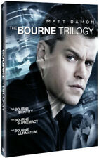 The Bourne Trilogy [New DVD] 3 Pack, Slipsleeve Packaging, Snap Case