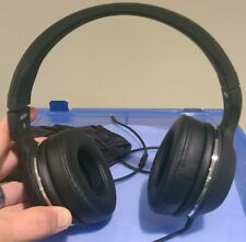 Skullcandy Crush Hesh 2 Wireless Headphones Bluetooth Over Ear Black Extra Bass