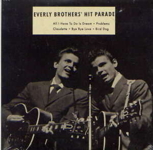 THE EVERLY BROTHERS -  Everly Brothers' hit parade - CD album - Sealed