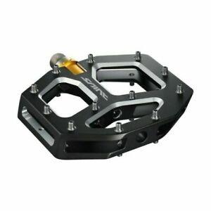 Shimano SAINT PD-M828 Flat Pedal - Black