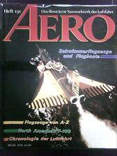 AERO  Heft 134   Das illustrierte Sammelwerk der Luftfahrt   in Schutzhülle