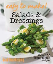 Easy to Make! Salads and Dressings (Good Housekeeping), Good Housekeeping Instit
