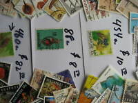 Singapore collection of 50 different older plus $100 high values in sales cards!