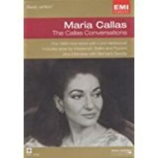 Maria Callas : The Callas Conversations - PAL (UK) DVD