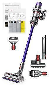Dyson - V11 Animal Cord-Free Vacuum - Purple/Nickel