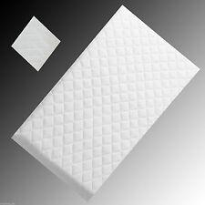 Babymore Deluxe Foam Cot Mattress - 120 x 60 x 7,5 CM