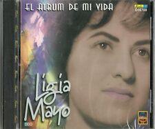 El Album De Mi Vida Ligia Mayo Latin Music CD New