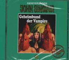 JOHN SINCLAIR - CD Teil 58 - Geheimbund der Vampire - Tonstudio Braun NEU