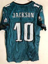 Reebok Women's NFL Jersey Philadelphia Eagles Desean Jackson Green sz M