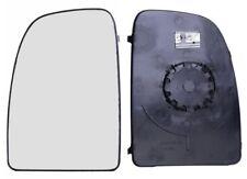 GLACE MIROIR GAUCHE CONDUCTEUR CONVEXE ET CHAUFFANT PEUGEOT BOXER / CITROEN JUMP