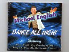 MICHAEL ENGLISH - DANCE ALL NIGHT - CD - Free Post UK
