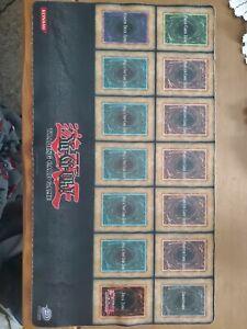 Yugioh TOP 8 Original Regional Upper Deck Konami Playmat