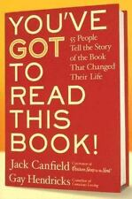 You've GOT to Read This Book! LP: 55 People Tell the Story of the Book-ExLibrary