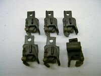6 Repro American Flyer  Knuckle Couplers w/ Hole