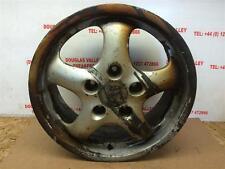 Porsche Wheel - Porsche Hose Pipe Reel - Porsche Gift - Damaged Porsche Wheel