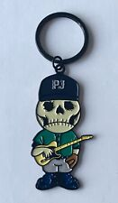 Pearl Jam keychain seattle 2018 tour the home shows pj skull ball player new