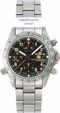 Fortis Men's 607.22.11 M Cosmonauts ETA 7750 Swiss Automatic Chrono Alarm Watch