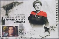 COMMANDER DOLIM  on MAXIMUM CARD CANADA # 2990.8 STAR TREK 50TH ANN