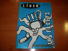 REVISTA LÍDER - JUEGOS DE ESTRATEGIA . SIMULACIÓN . ROL Nº30 JULIO 1992