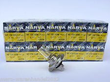 (3,80 €/Unità) 10 x Narva ® qualità 12v h7 attacco 55w px26d LAMPADE ALOGENE