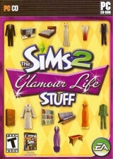 The SIMS 2 GLAMOUR LIFE STUFF Expansion Pack PC Game Simulation in BOX