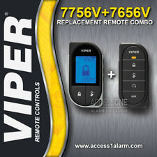 Viper 7756V And 7656V Remote Control Package Deal