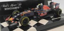 Voitures Formule 1 miniatures bleus pour Toro Rosso 1:43