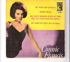 CONNIE FRANCIS - My man (mi hombre)               ***Mexico - Press***