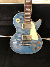 Gibson Les Paul Traditional Ocean Blue with Genuine Hard Case