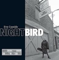 EVA CASSIDY NIGHTBIRD 2 CD / DVD SET (2015) BRAND NEW SEALED BOXSET