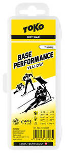 Toko Base Performance Hot Wax Yellow 120g