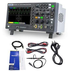Hantek 2C10 2C15 2D10 2D15 100MHz 150MHz 1GSa/s Digital Bench Oscilloscope USB