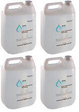 4 x Prolight aquhaze densa Haze 5l-Haze machine hazer fluido di alta qualità
