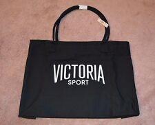 Victoria's Secret Sport Bag NWT Black with White