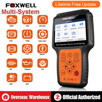 FOXWELL NT650 Elite OBD2 Diagnostic Scanner ABS Airbag SAS EPB Oil DPF TPMS TPS