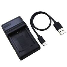 Battery Slim Charger for Canon ELPH 115 IS ELPH 120 IS ELPH 130 IS