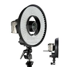 HOT SALE Pro BI-COLOR 3000K-7000K FalconEyes DVR-300DVC LED VIDEO RING LIGHT