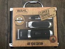 Wahl Hair Clipper, Detailer, Nasal Trimmer Cordless Grooming Set Box