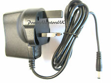 AC/DC MAINS REGULATED UK POWER ADAPTOR/SUPPLY/CHARGER/PSU 350MA/0.35 AMP 12 VOLT