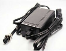 Battery Charger 36 volt 1.6 amp 3 prong Electric scooter pocket bike atv quad e