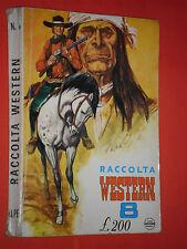 raccolta western-DA LIRE 200-N°8- DEL 1969 SUPPL-CUCCIOLO-EDIZIONI ALPE MILANO