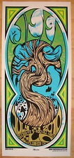2010 Ween - Columbus Silkscreen Concert Poster S/N signed by Mike Martin