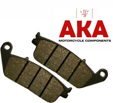 Front Brake Pads YAMAHA WR125 X 2009 to 2015