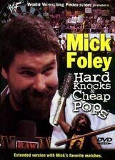 WWF Mick Foley Hard Knocks Cheap Pop DVD SEALED WWE Mankind